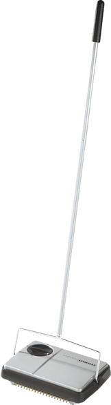 LEIFHEIT 11706, Teppichreiniger, Schwarz/Silber