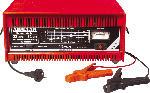 MediaMarkt ABSAAR 77917 Batterie-Ladegerät 22 Ampere Batterie-Ladegerät, Rot/Schwarz