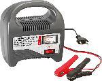 MediaMarkt UNITEC 77941 Batterie-Ladegerät 4 Ampere Batterie-Ladegerät, Grau