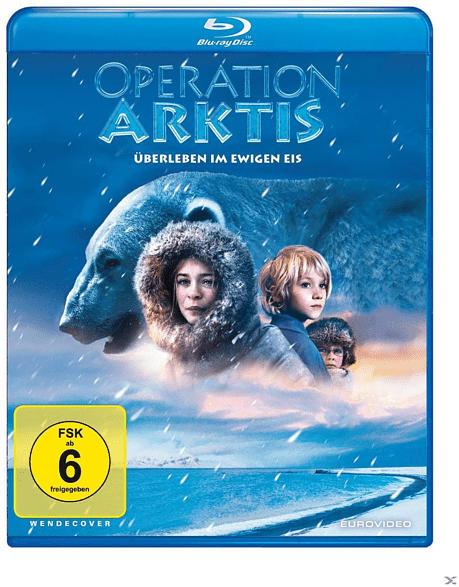 Operation Arktis - Überleben im Ewigen Eis [Blu-ray]