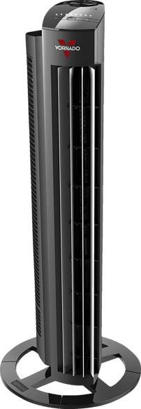 VORNADO 701491 Tower M Turmventilator Schwarz (78 Watt)