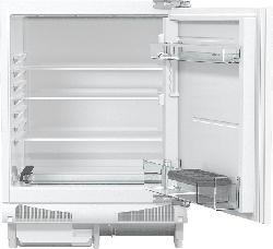 GORENJE RIU6092AW Kühlschrank (A++, 93 kWh/Jahr, 820 mm hoch, Einbaugerät)