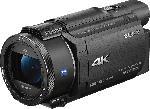 MediaMarkt SONY FDR-AX53 Zeiss Camcorder 4K UHD 8.57 Megapixel, 20x opt. Zoom