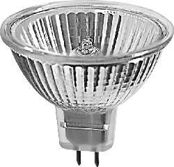 MÜLLER-LICHT 300030 Halogen Leuchtmittel GU5.3 Warmweiß 38 Watt 430 Lumen