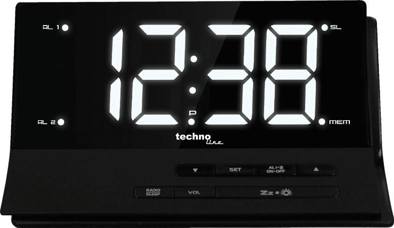 TECHNOLINE WT 482 Funkwecker