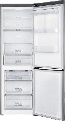 SAMSUNG RL 30 J 3405 SS/EG  Kühlgefrierkombination (A++, 242 kWh/Jahr, 1780 mm hoch, Edelstahl)