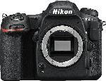MediaMarkt NIKON D500 Body Spiegelreflexkamera, 20.9 Megapixel, 4K, Full HD, HD, Body Objektiv, Touchscreen Display, Schwarz