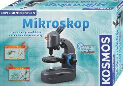 KOSMOS Mikroskop Experimentierkasten