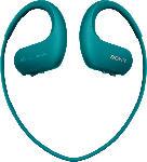 MediaMarkt SONY NW-WS413 Kopfhörer mit integriertem Mp3-Player (4 GB, Blau)