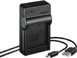 Ladegerät Travel für Panasonic DMW-BLG10 (81395)