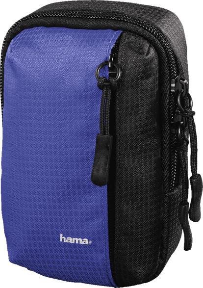 HAMA Fancy Sporty 80M Kameratasche , Blau