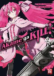 Akama Ga Kill! - Band 2