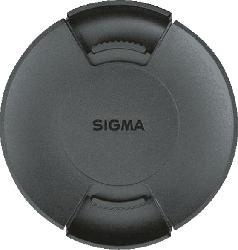 SIGMA LCF III Frontdeckel, Schwarz