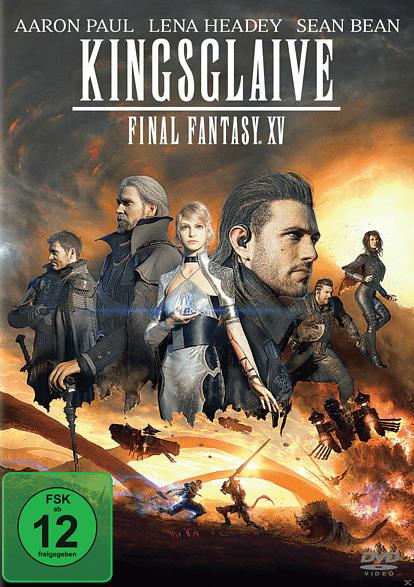 Kingsglaive: Final Fantasy XV [DVD]