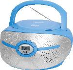 Media Markt TREVI CMP 552 BT Boombox (Blau/Silber)