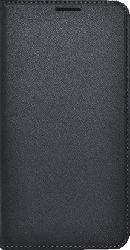 AGM 26323 , Bookcover, Samsung, Galaxy J3 (2016), Kunstleder, Schwarz