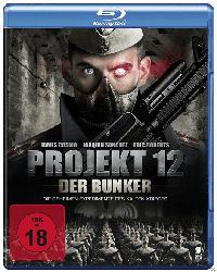Projekt 12 : Der Bunker [Blu-ray]