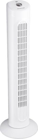 DURACRAFT DO 1100 E4 Turmventilator Weiß (33 Watt)