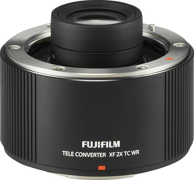 FUJIFILM XF2x TC WR    (Telekonverter, Schwarz)