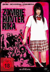 Zombie Hunter Rika [DVD]