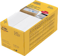 AVERY ZWECKFORM 3433  163 x 43 mm 163 x 43 mm   1.000 Etiketten / 1 Pack