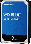 MediaMarkt WD Blue™ HDD BULK, 2 TB HDD, 3.5 Zoll, intern