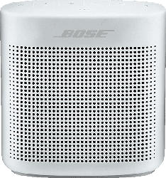 BOSE SOUNDLINK COLOR II Bluetooth Lautsprecher, Weiß