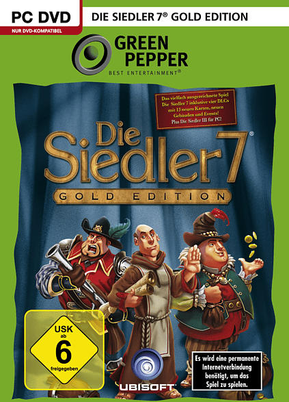 Siedler 7 (Gold Edition) [PC]