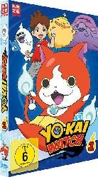 Yo-Kai Watch - Vol. 1 [DVD]
