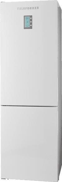 TELEFUNKEN TFK 373 FW2  Kühlgefrierkombination (A++, 263 kWh/Jahr, 1860 mm hoch, Weiß)