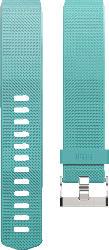 FITBIT FB160ABTEL, Ersatzarmband, Fitbit, Charge 2, Türkis