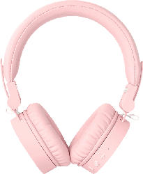 FRESH N REBEL Caps Wireless, On-ear Kopfhörer Bluetooth Rosé