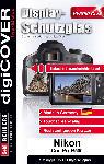 Media Markt S+M digiCOVER Hybrid Glas Monitor Schutz Nikon B500 Schutzglas, Display Schutz für Kamera Monitor, Transparent