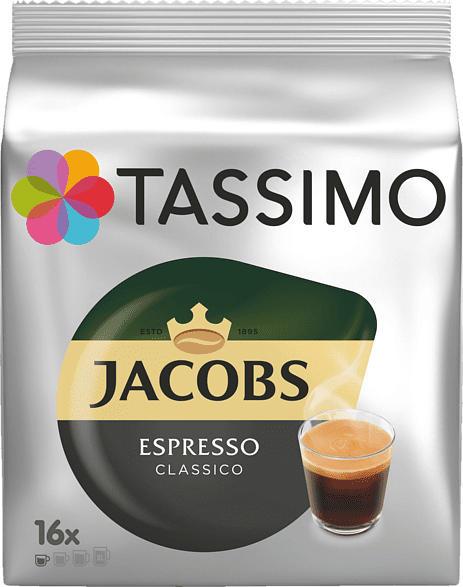 TASSIMO 4031516 Espresso Kaffeekapseln (Tassimo)