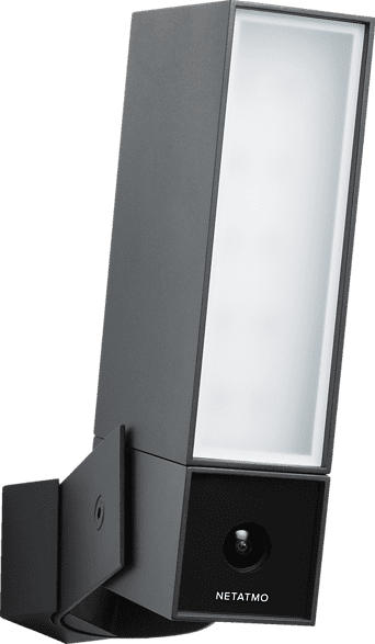 NETATMO NOC01-DE Presence IP Kamera, Auflösung Video: 1920 x 1080 Pixel, Schwarz