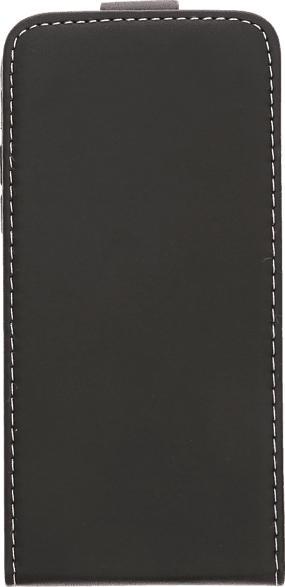 V-DESIGN VKL 0043 , Flip Cover, Apple, iPhone 6, iPhone 6s, Kunstleder, Schwarz