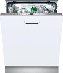 NEFF GV 3600 A - S513A60X0E  Geschirrspüler (vollintegrierbar, 598 mm breit, 48 dB (A), A+)