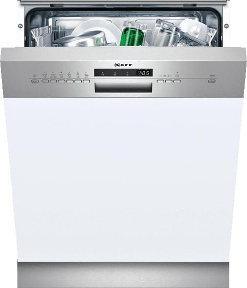 NEFF GI 3600 AN - S413A60S0E  Geschirrspüler (teilintegrierbar, 598 mm breit, 48 dB (A), A+)