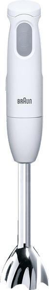 BRAUN Multiquick MQ 100 Curry Stabmixer Weiß/Grau (450 Watt)