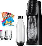 MediaMarkt SODASTREAM 101171249 Easy Wassersprudler Schwarz