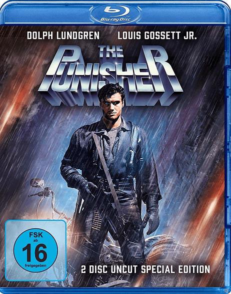 The Punisher [Blu-ray]