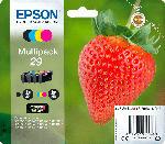 MediaMarkt EPSON Original Tintenpatrone Erdbeere mehrfarbig (C13T29864012)