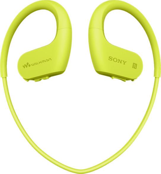 SONY NW-WS623 Audioplayer (4 GB, Grün)