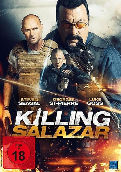 Killing Salazar [DVD]