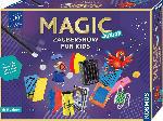 Media Markt KOSMOS 698829 Magic Zaubershow für Kids Zauberspiel, Mehrfarbig