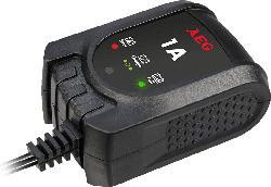 AEG MB 1.0 Autobatterie Ladegerät, Schwarz