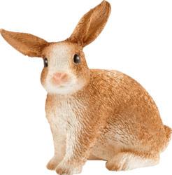SCHLEICH Kaninchen Spielfigur, Mehrfarbig