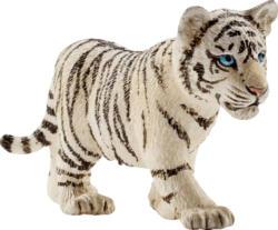 SCHLEICH Tigerjunges, weiß Spielfigur, Mehrfarbig
