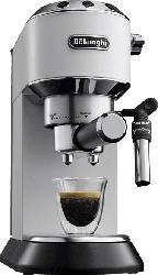 DELONGHI EC 685.W Dedica Style Espressomaschine Weiß