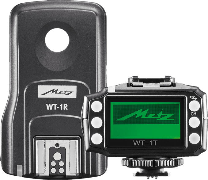 METZ WT-1 Kit Sony Funkauslöser/-empfänger, Grau